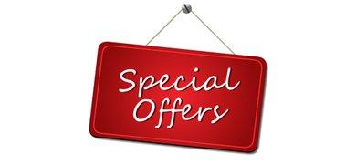 Offerta Speciale Non Rimborsabile