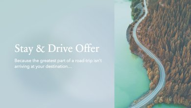 Stay & Drive Package - Offer
