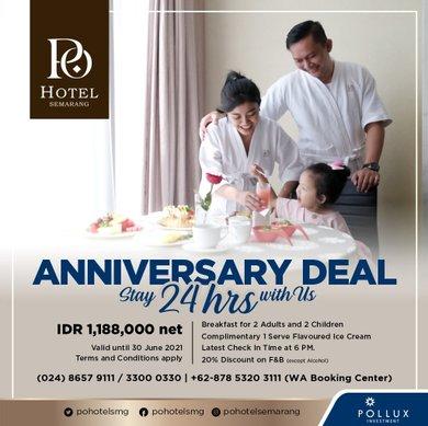 Anniversary Deal