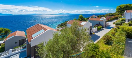 Deluxe Two Bedroom Two Level Sea View Villa