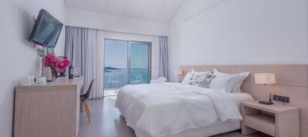 Sea View Double Room 1st Floor