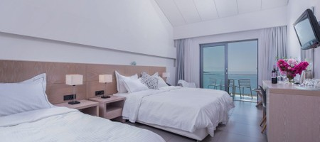 Sea View Triple Room 1st Floor