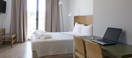 Deluxe Double Room with Acropolis View