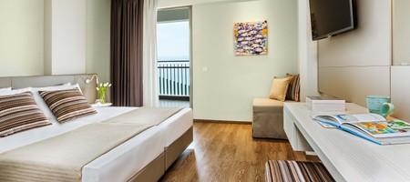 Premium Deluxe Double Room Sea View