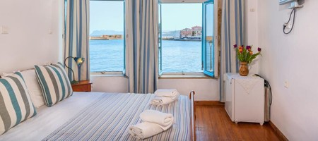 Standard Double Room Sea View