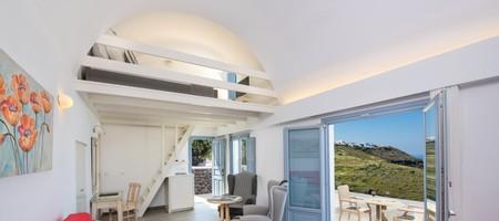 Suite Caldera View Street Level