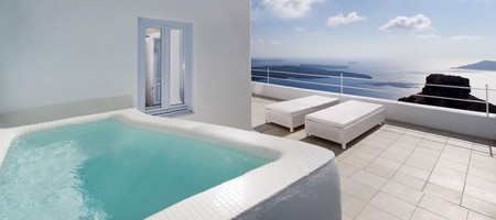 Luxury Suite Collection - Suite with Open Air Jetted Tub