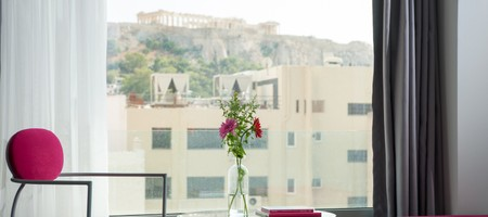 Junior Suite with Acropolis View