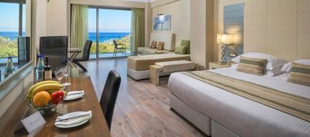 Deluxe Junior Suite Sea View