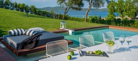 Presidential Villa with Private Pool & Garden -  6 People - 120 s.m