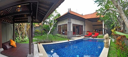 One Bedroom Excutive Pool Villa