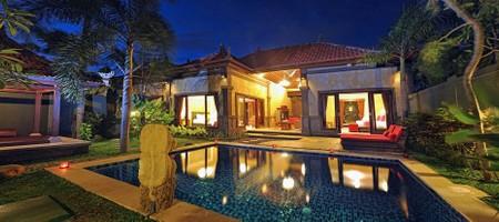 Two Bedroom Excutive Pool Villa