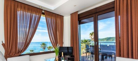 Family Suite 2-Bedroom Sea View