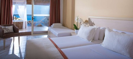 Executive Room Sea View with Outdoor Jacuzzi