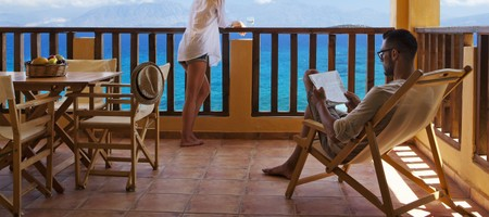 One Bedroom Suite Sea Front