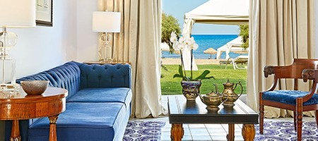 Two Bedroom Beach Villa