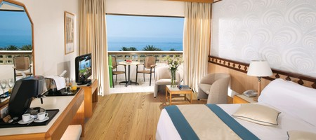 Duplex Superior Room Front Sea View