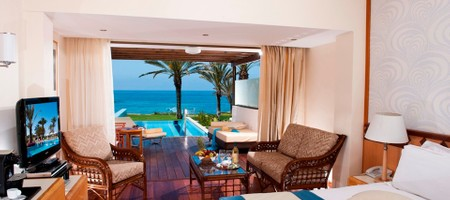 Duplex Junior Suite Front Sea View with Private Pool