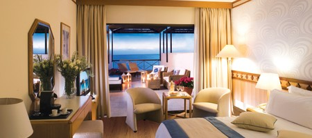 Executive Two Bedroom Suite Sea View