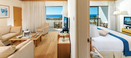 One Bedroom Suite Sea View