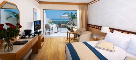 Superior Deluxe Terrace Room Sea View
