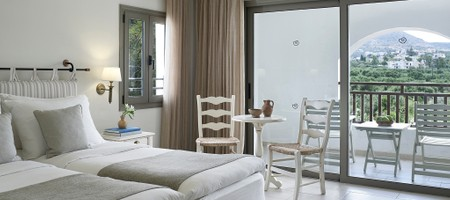 Deluxe Room Run of House Double Occupancy