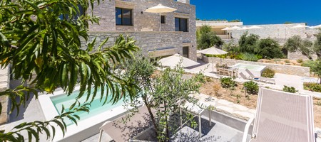 Suite - 2 Bedrooms Sea View with Jetted Tub (Konstantina)