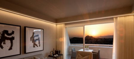 Divine Acropolis View Suite