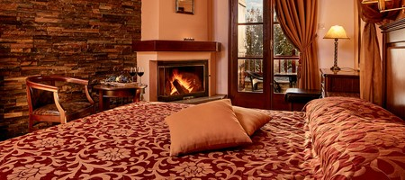 Superior Room with Fireplace