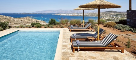 Two Bedroom Villa Sea View with Private Pool