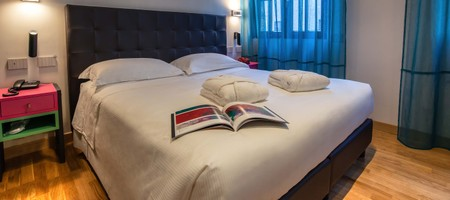Double or Twin Room – Disability Access