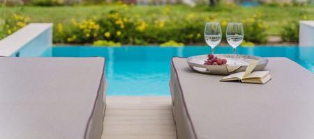 Junior Suite Private Pool Garden View
