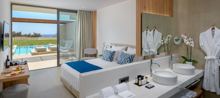 Suite Private Pool Sea View