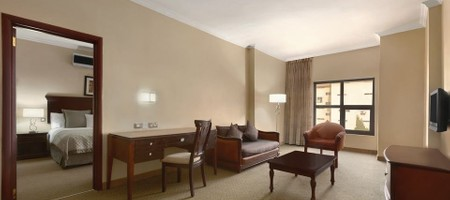 2 Bedroom Executive King Suite