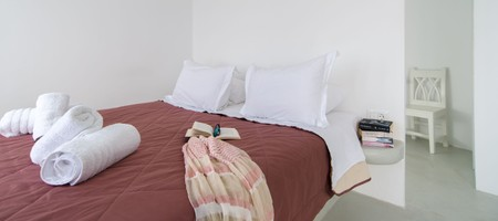 Honeymoon Double Room with Caldera View