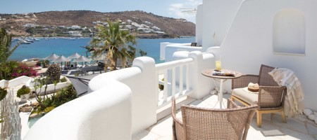 Kivotos Two Bedroom Suite with Sea view