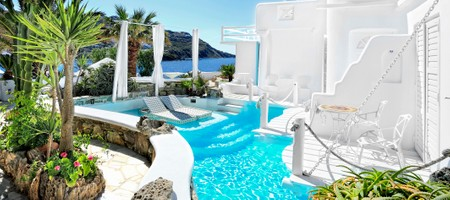 Two Bedroom Suite Sea View with Private Pool