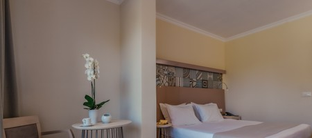 Suite Sharing Pool & Jacuzzi Garden View