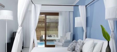 Ottoman Garden 2 Junior Suites + 1 Pool Suite / Interconnecting