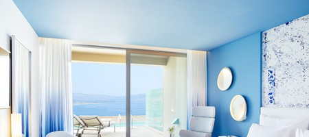 Double Room Sea View Sharing Pool