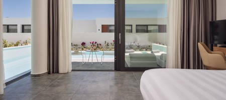 Deluxe Junior Suite Garden View with Private Pool