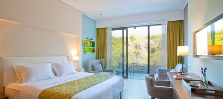 Standard Double Room | Garden View