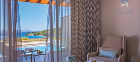 Suite Private Pool | Sea View