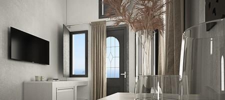 Superior Room with Caldera view