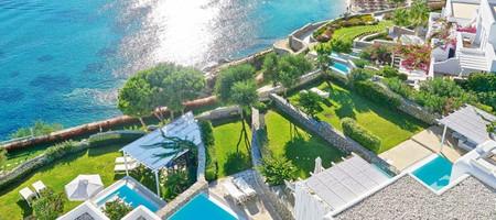 Island Blu Villa with Private Pool