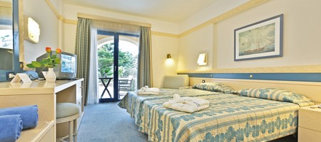 Main Building Double Room Sea View