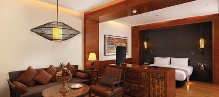 One Bedroom Suite [118 m²]