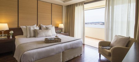 Two Bedrooms Grand Suite - Sea or Marina View