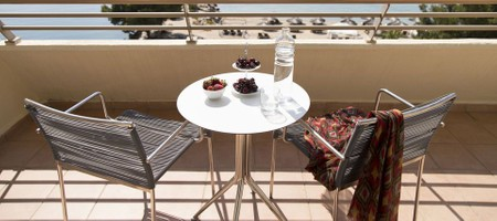 Two Bedrooms Suite Sea or Marina View