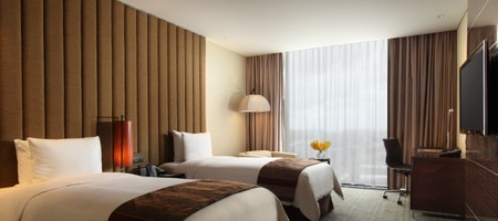 Deluxe Room - Twin Beds (34 Sqm)